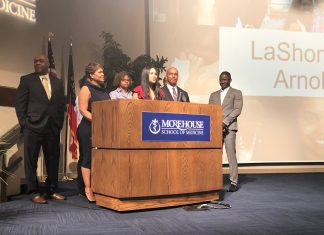Morehouse School of Medicine Match Day