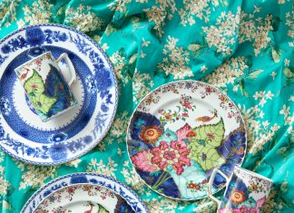 A modern revival of the Granny Floral