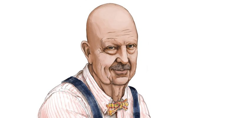 """In time for the """"Oscars of food,"""" a one-man play ponders the complex life of James Beard"""