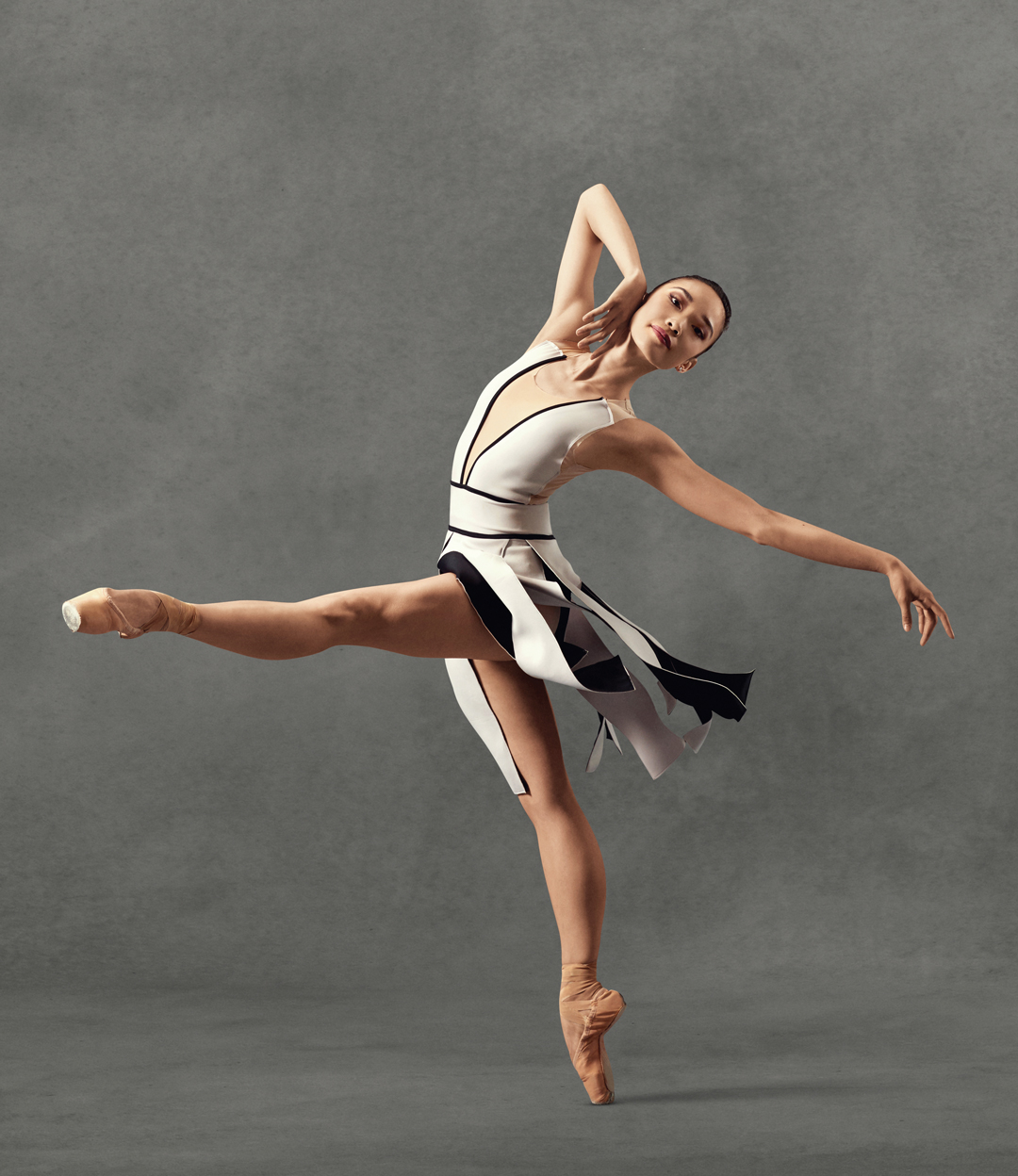 Atlanta Ballet dancer Jessica He