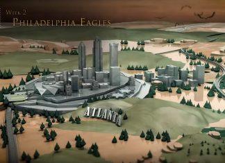 Atlanta Falcons Game of Thrones schedule