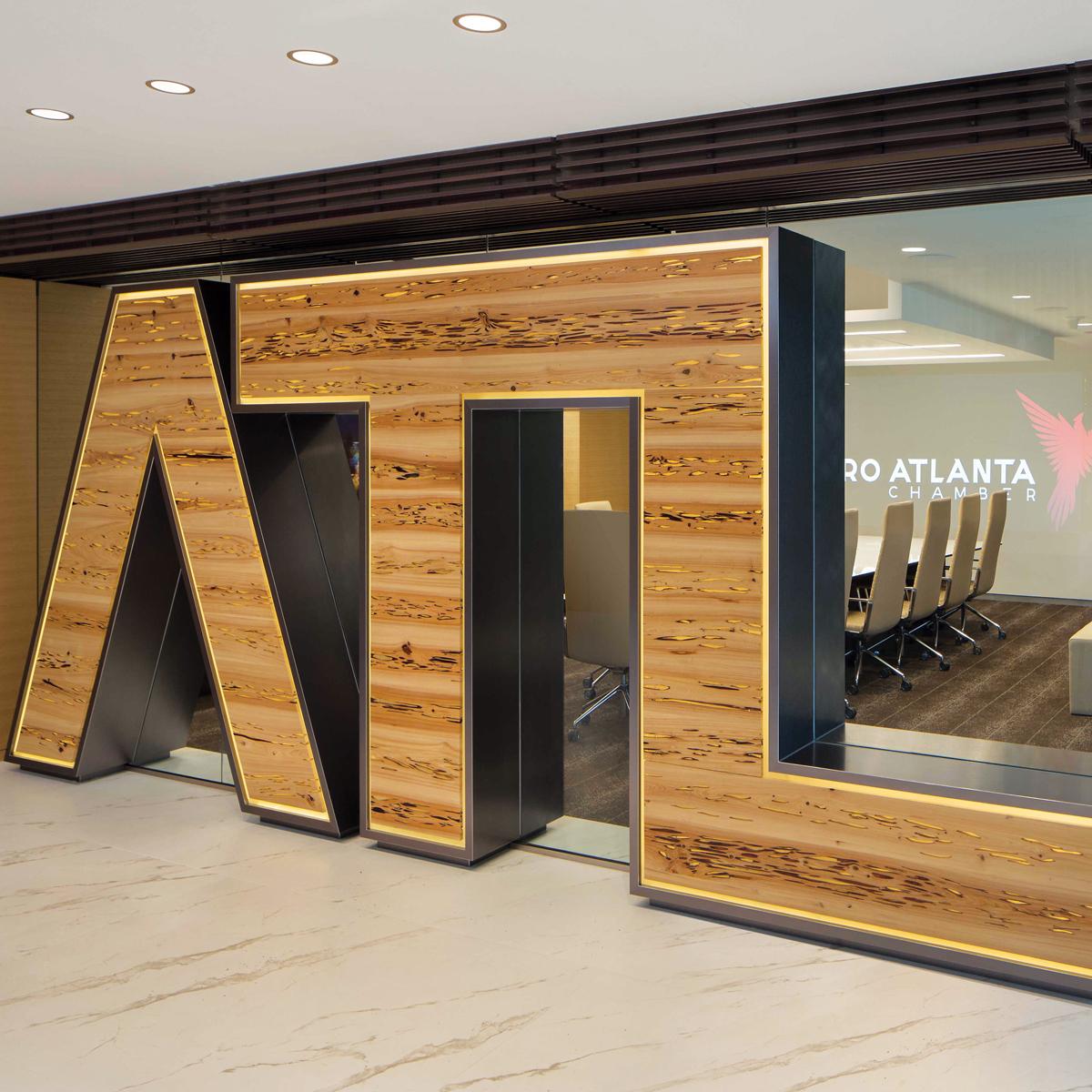The Way We Work: Metro Atlanta Chamber