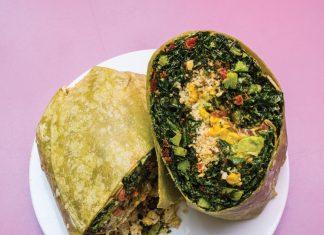 75 Best Restaurants in Atlanta: Tassili's Raw Reality