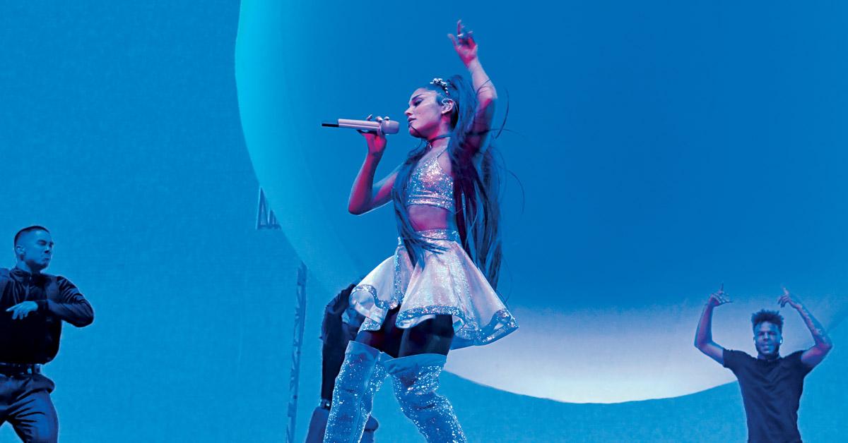 Don't Miss List: Ariana Grande
