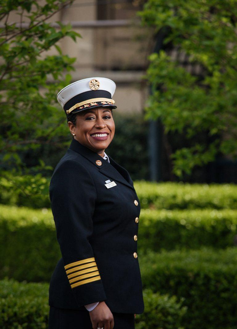 Women Making a Mark: Toni Washington