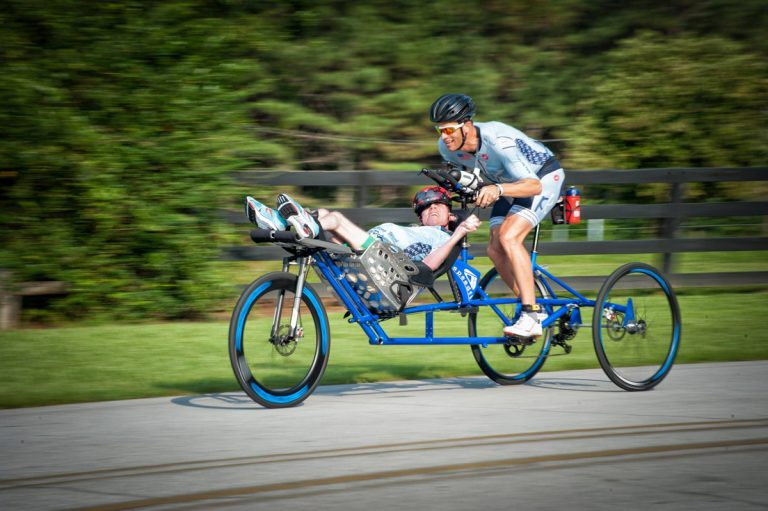 These Atlanta brothers are Ironman athletes, disability advocates, and now, memoir authors
