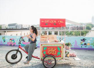Crop Cycle Community Farmers Markets Atlanta