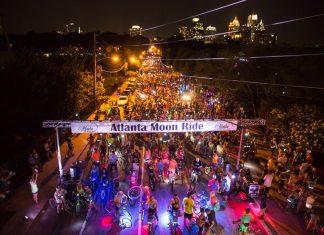 Atlanta Moon Ride Things to do in Atlanta