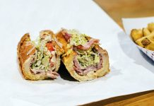 5 Favorite Sandwiches in Atlanta: Italian Grinder at Fred's Meat & Bread
