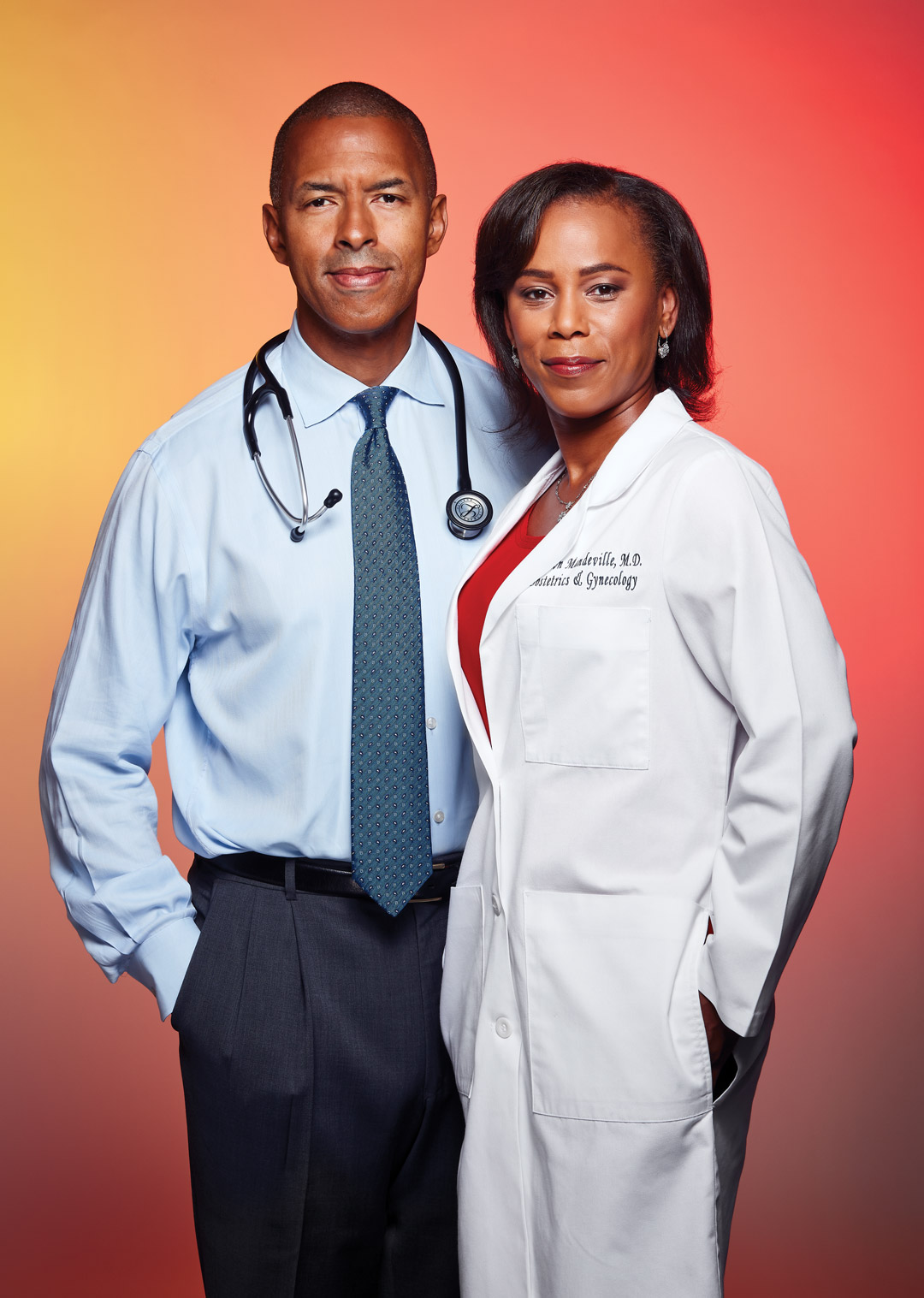 Top Doctors in Atlanta: Dawn Mandeville and Darwin Brown