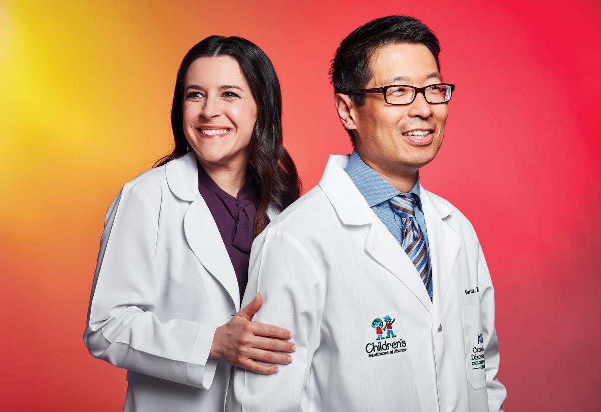 Top Doctors in Atlanta: Sheri Zager and Glen Lew
