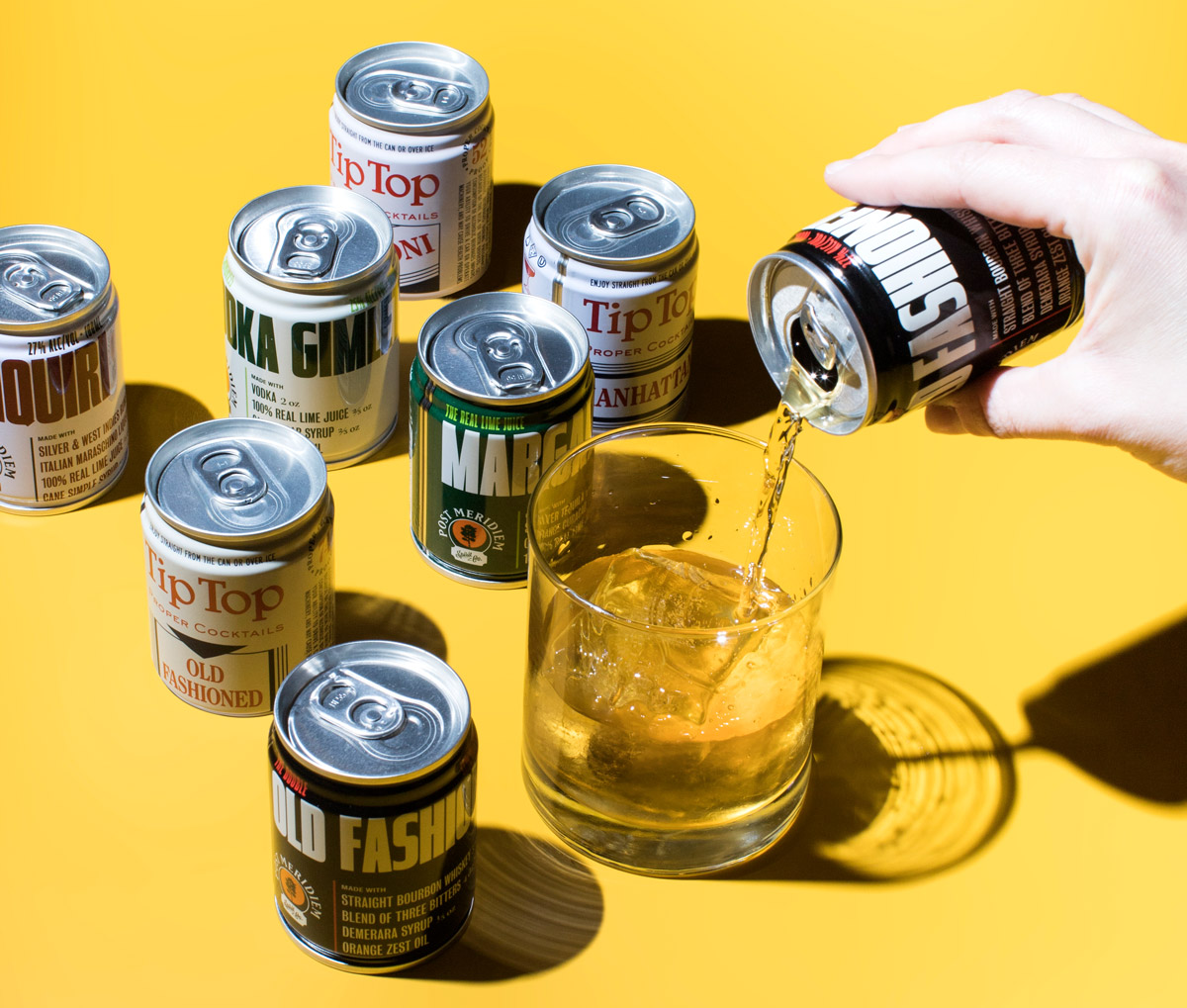 Atlanta canned cocktails