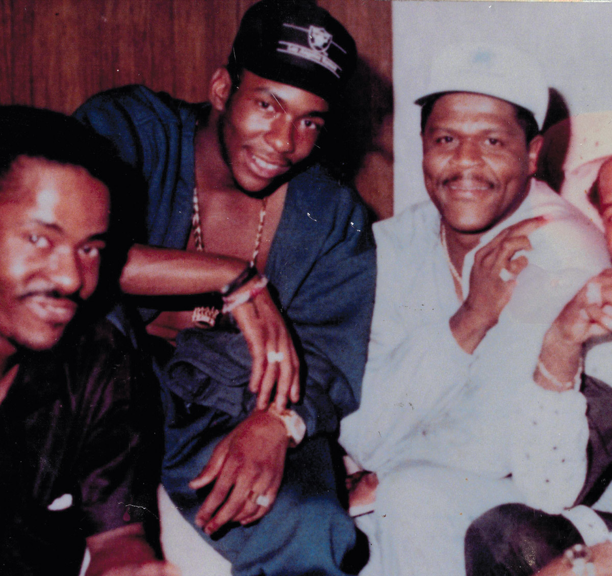 An Oral History of Magic City: Bobby Brown and Barney, 1989