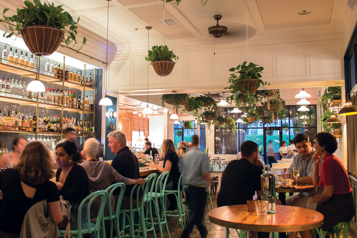 Perfect Night Out: Watchman's Seafood and Spirits
