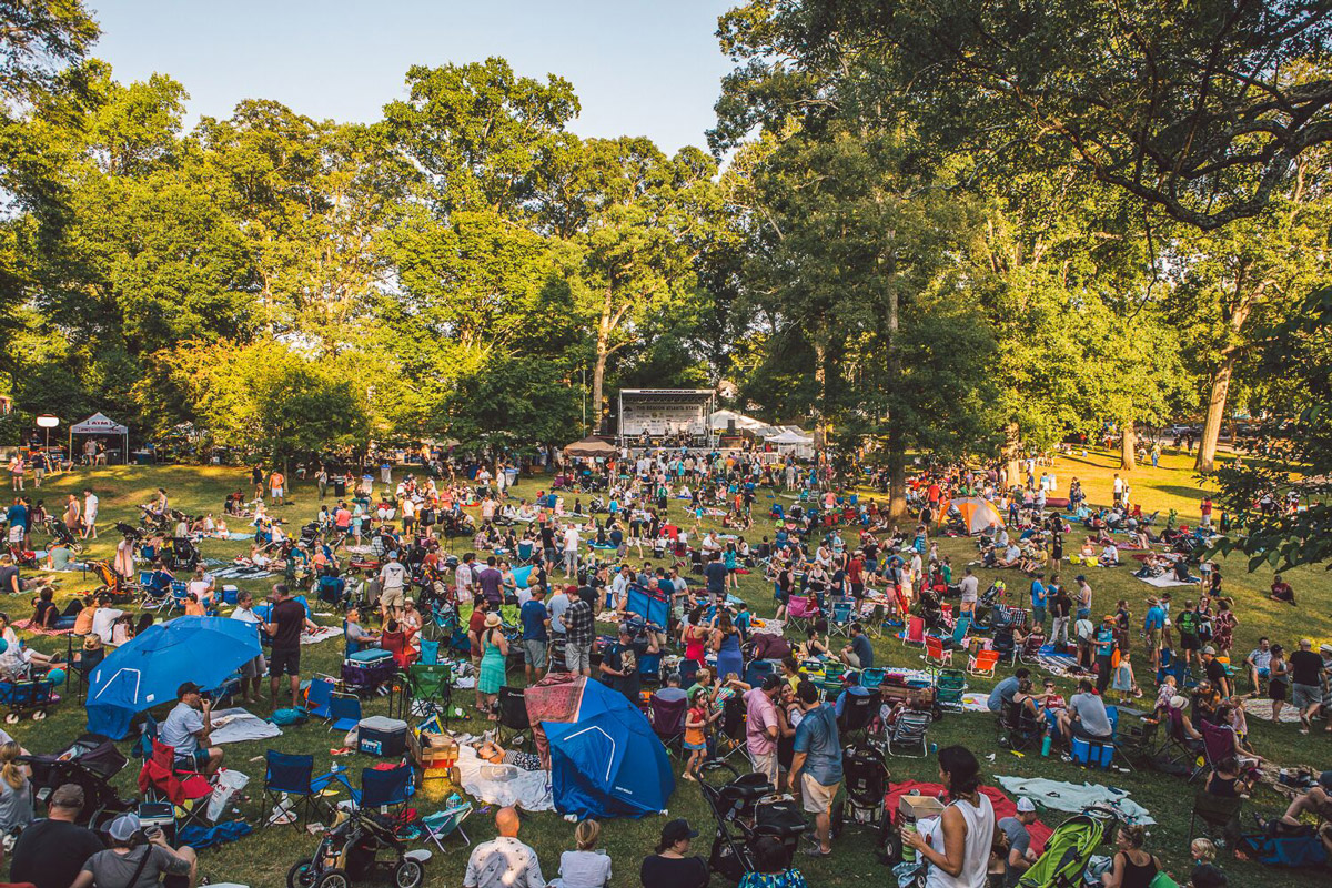 Grant Park Summer Shade Festival