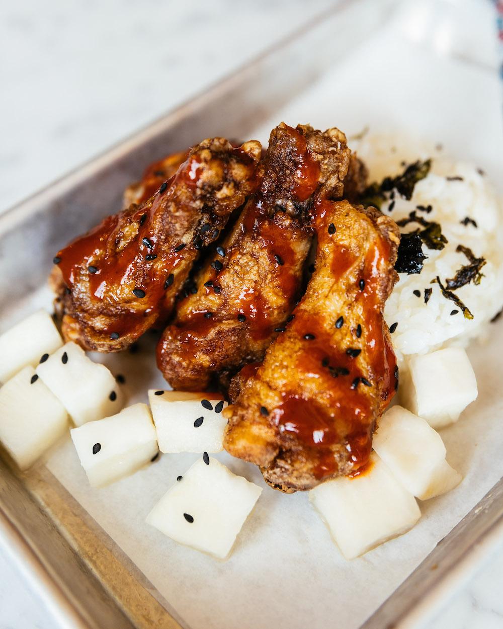 Seoul Chikin Korean fried chicken pop-up