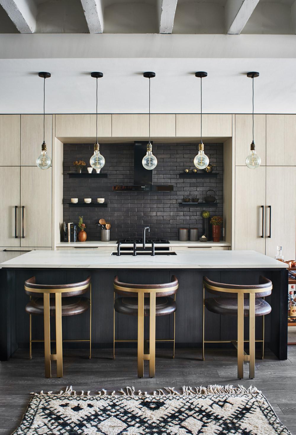 Kitchen renovation: Michael Habachy