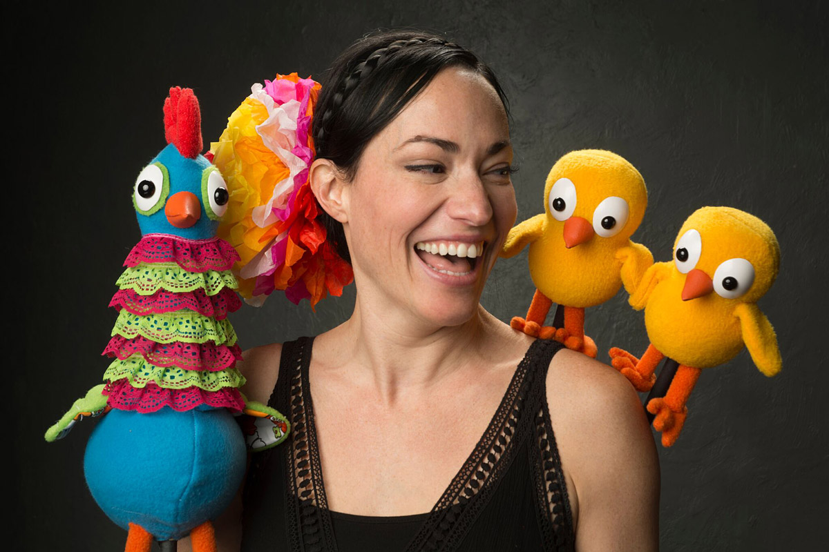 Center for Puppetry Arts: Animal Amigos