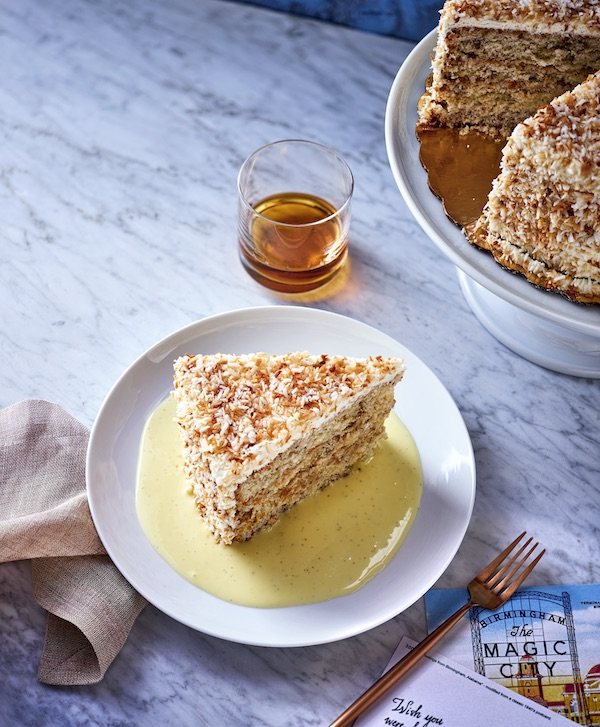 Recipe: James Beard Award winner Dolester Miles's famous coconut cake