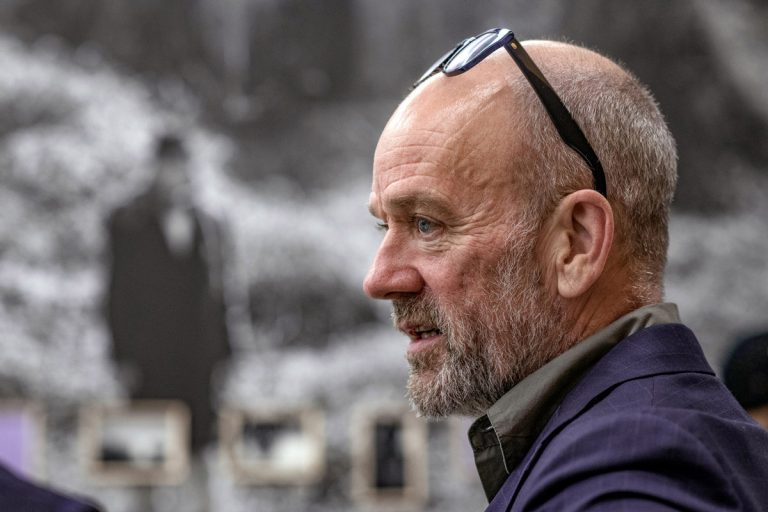 """R.E.M.'s Michael Stipe: """"I was a photo student before I was a music fan."""""""