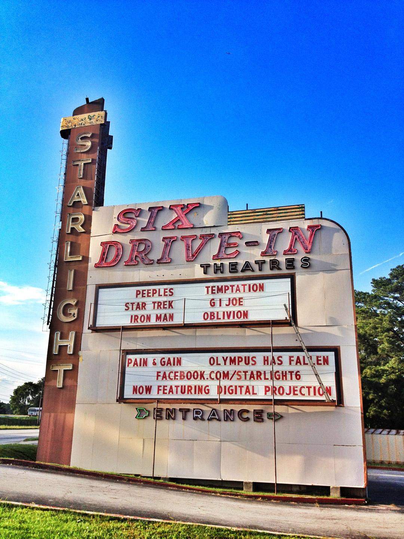 Starlight Drive-In Theatre