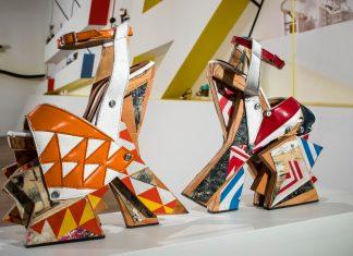 Chris Francis SCAD FASH shoes