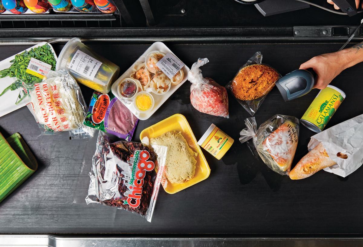 14 things to buy—on a conveyor belt