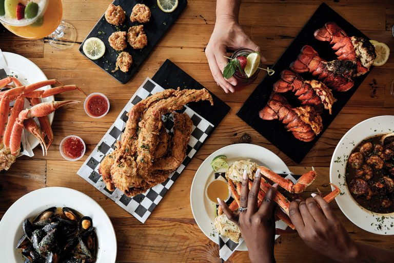 Find great Southern seafood, highbrow and low, at these Atlanta restaurants
