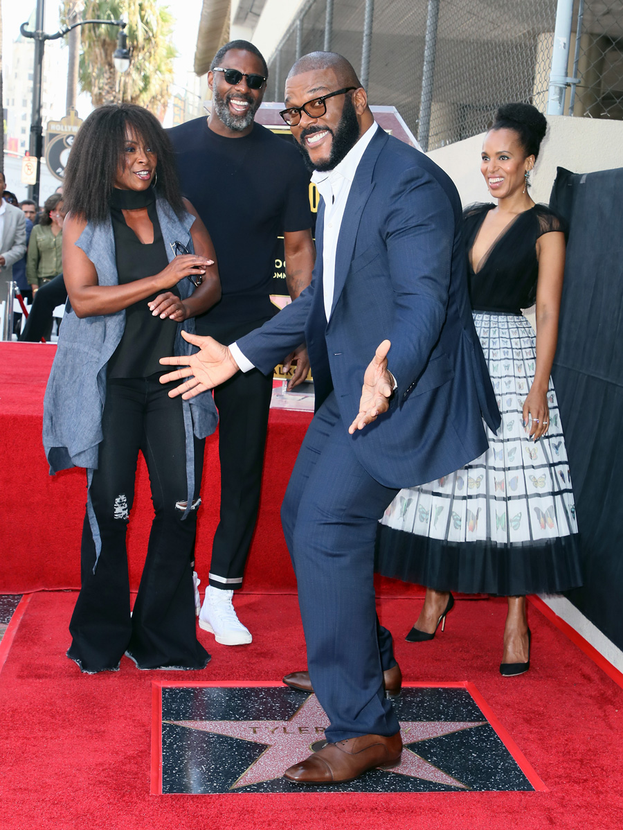Tyler Perry Star Walk of Fame