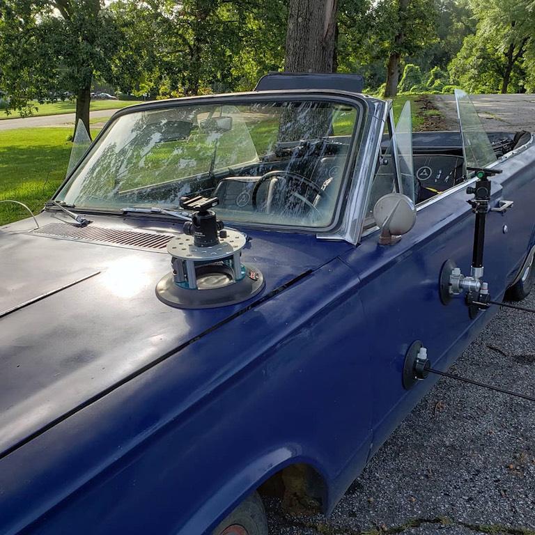 Y'allywood Film Cars