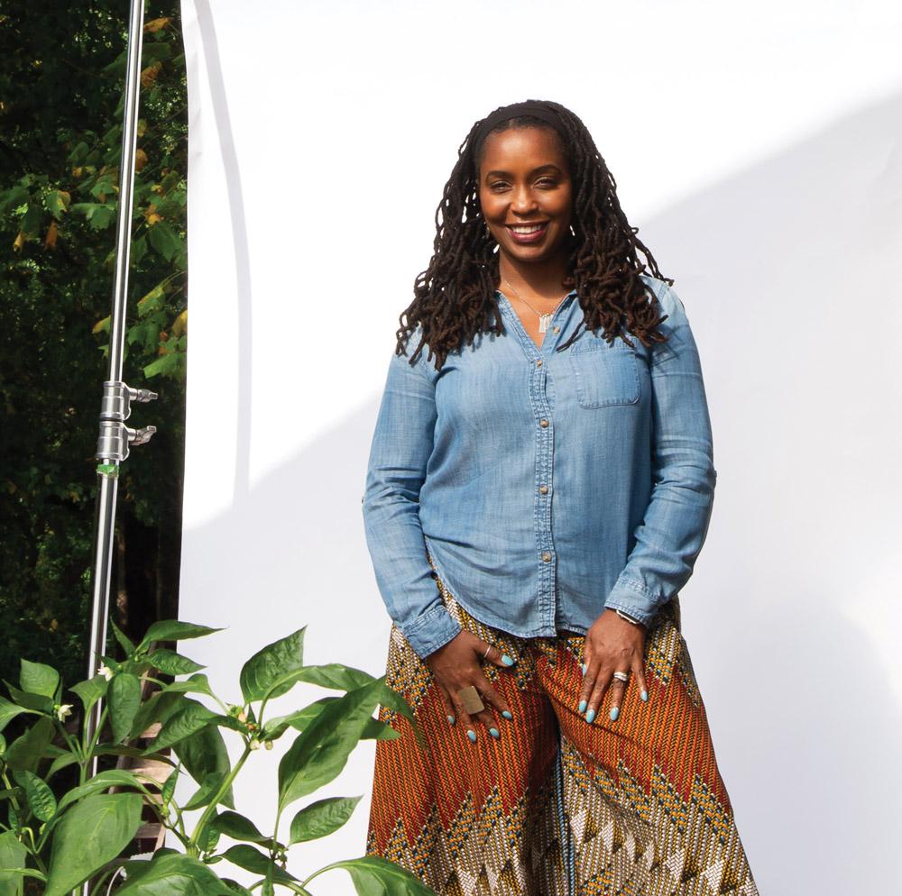 Angelou Ezeilo of Greening Youth