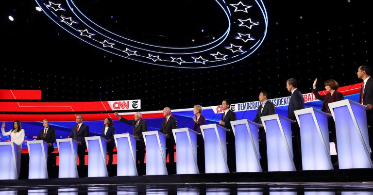 Here's what Democratic presidential candidates are doing in Atlanta after Wednesday's debate