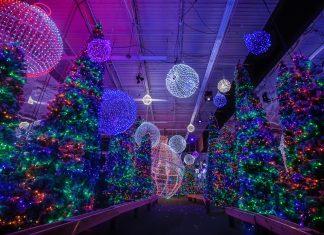 Santa's Fantastical Sandy Springs Atlanta