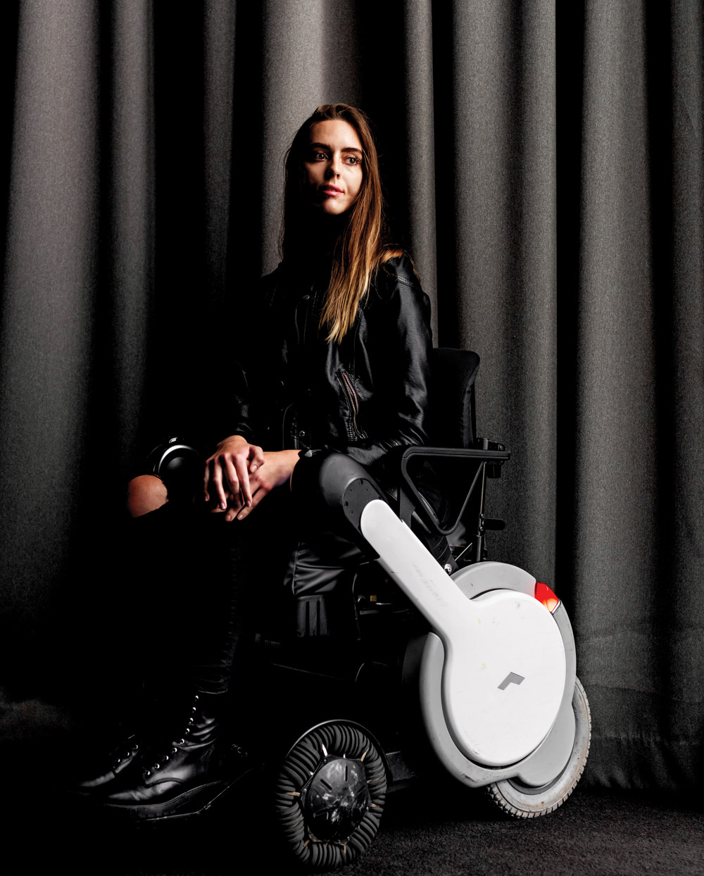 Carden Wyckoff, disability advocate