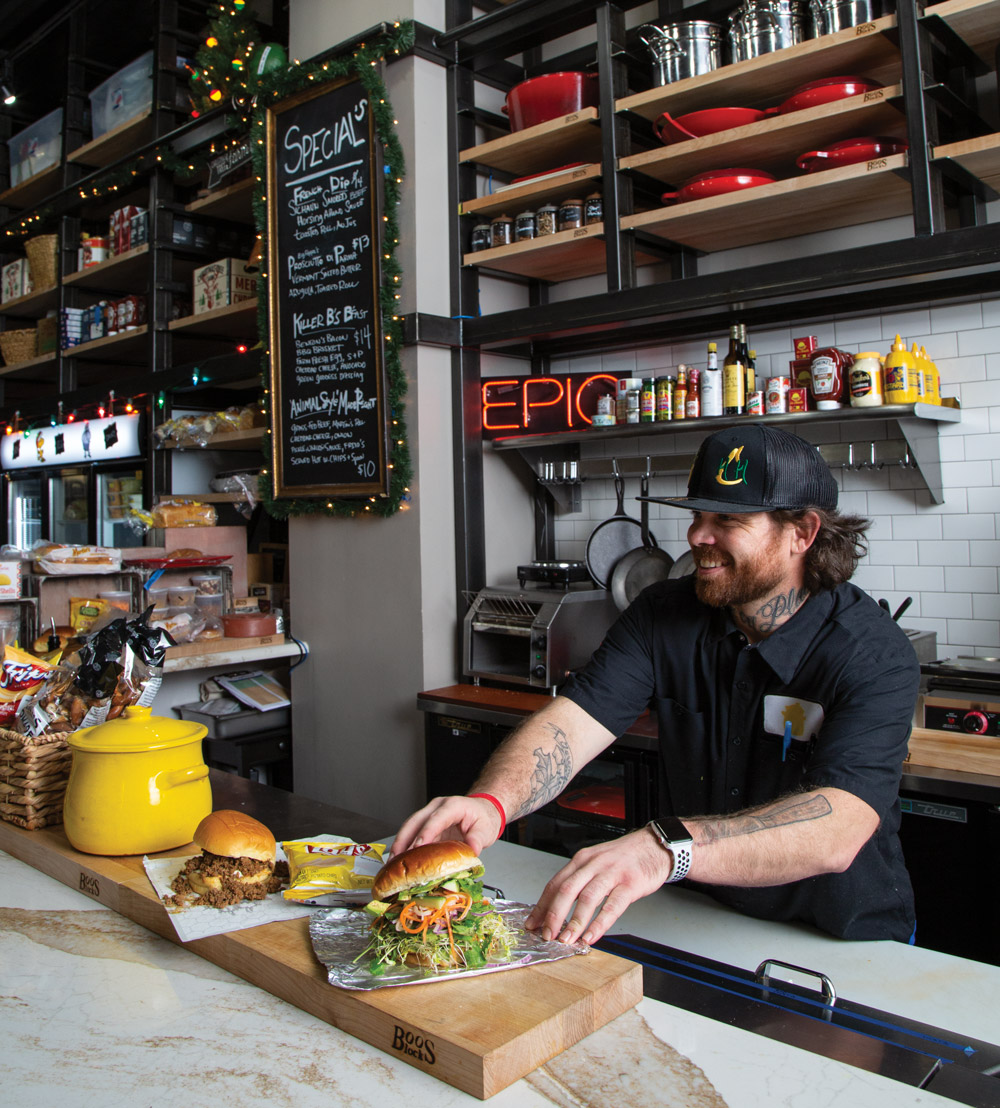 Fresh on the Scene: The Pantry & Provisions