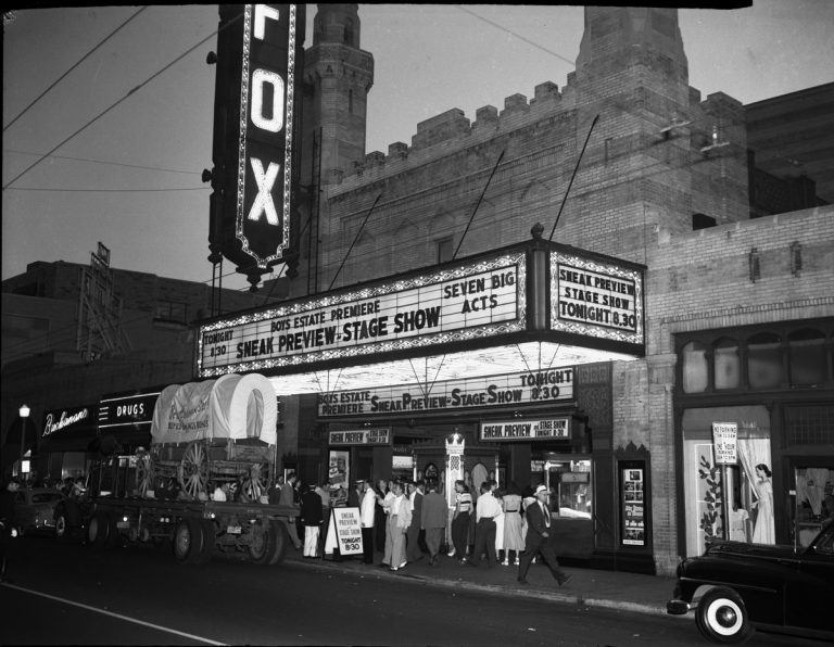 The Fox Theatre at 90: Nine iconic moments in Fox history