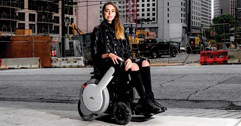 A disability advocate explains the joys—and challenges—of navigating Atlanta
