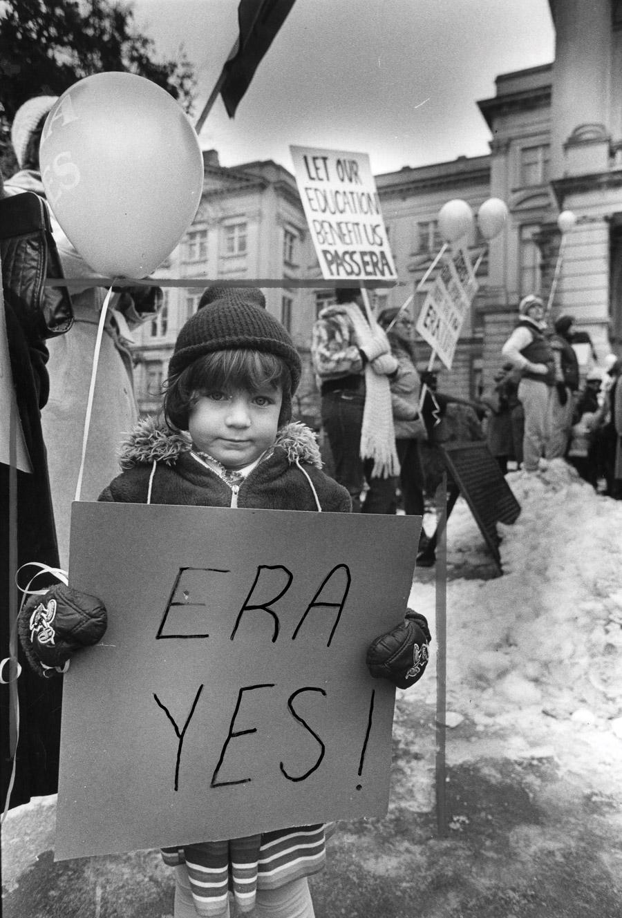 Equal Rights Amendment 1982