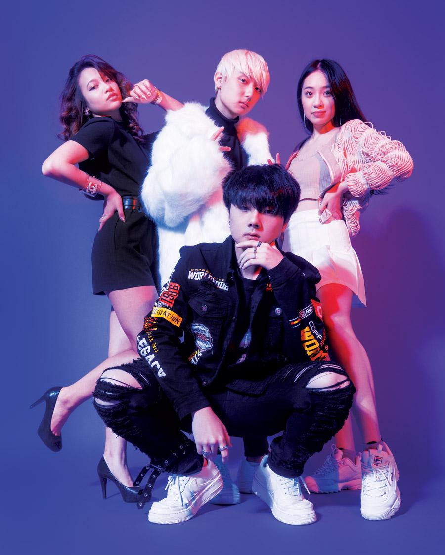 YMG Entertainment K Pop