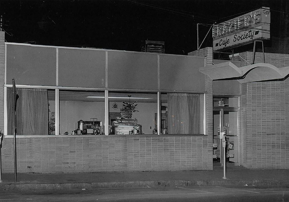 Frazier's Cafe Society