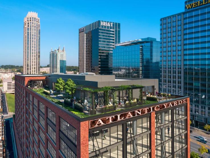 Atlantic Station Atlantic Yards