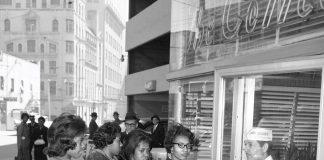 The Coffee Shop 1961