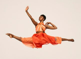 Alvin Ailey American Dance Theater's Khalia Campbell