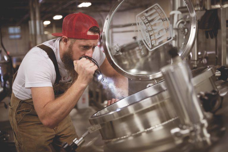 Meet Josh Rachel, Jekyll Brewing's Brewmaster