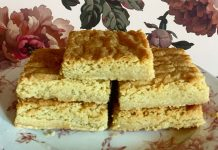 Tiny Lou's Claudia Martinez Brown Butter Blondies