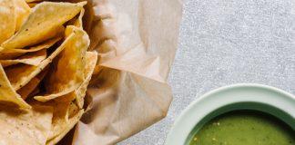 Ford Fry green salsa recipe
