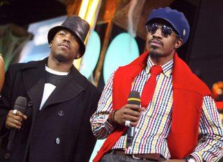 Outkast TRL 2003