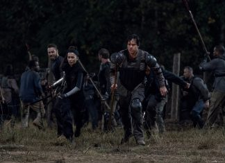 The Walking Dead 10x11