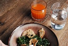 Zeb Stevenson Redbird Cashew Dressing Recipe