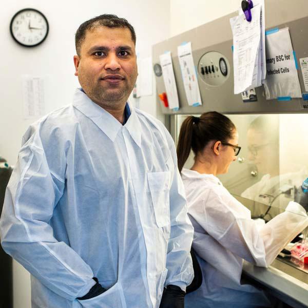 Mukesh Kumar Georgia State coronavirus
